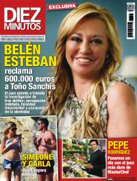 DIEZ MINUTOS portada 18 de Mayo 2016