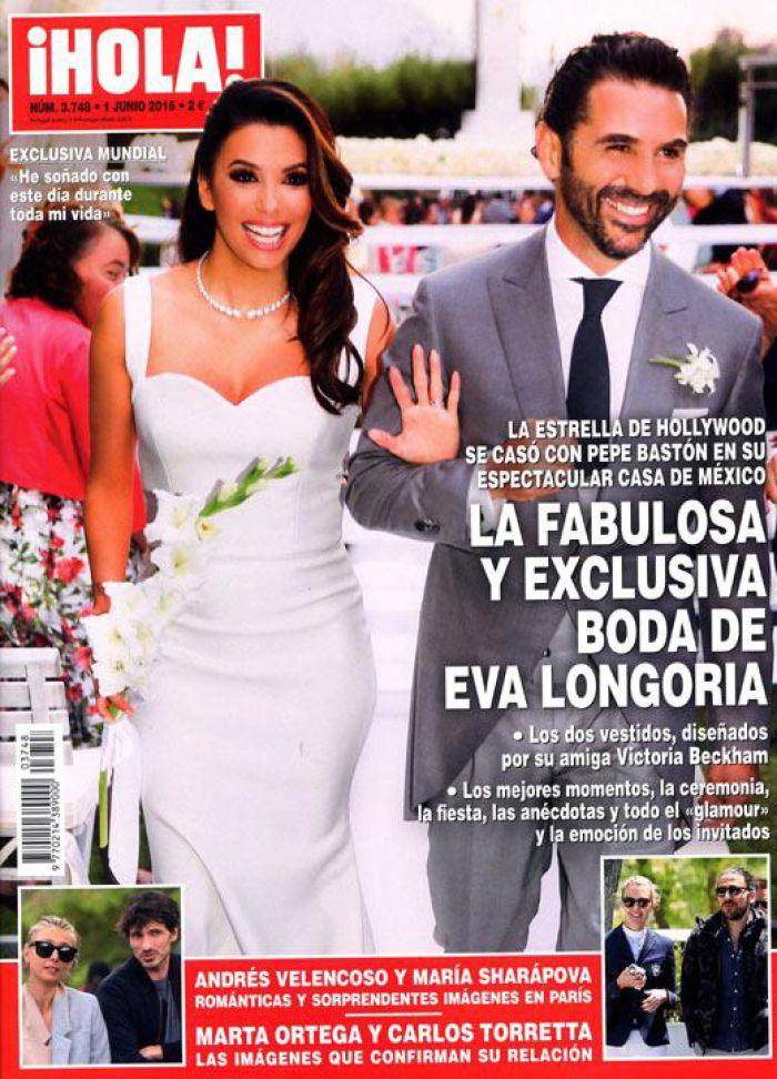 HOLA  portada 25 de Mayo 2016