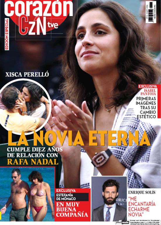 HOY CORAZON portada 1 de Mayo 2016