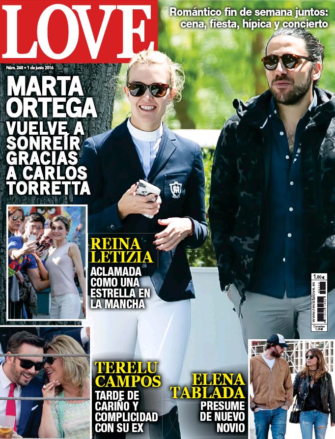 LOVE portada 25 de Mayo 2016