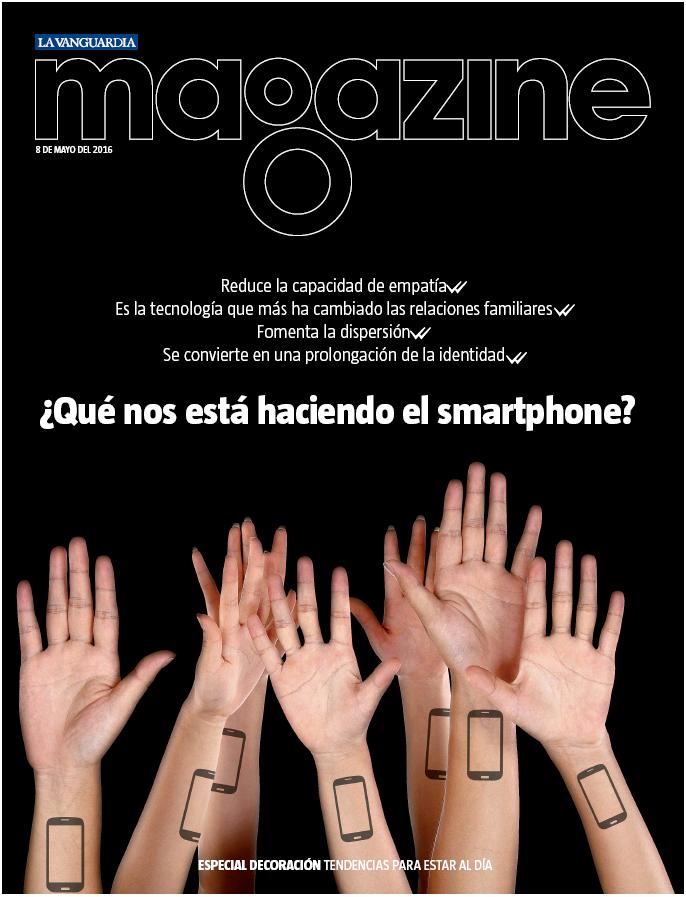 MEGAZINE portada 8 de Mayo 2016