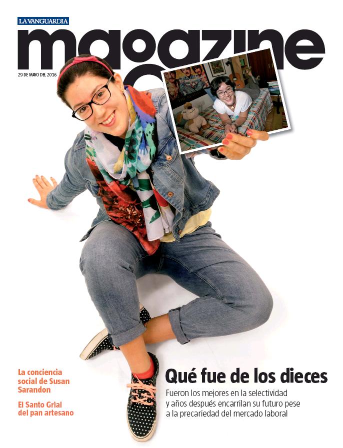 MEGAZINE portada 29 de Mayo 2016