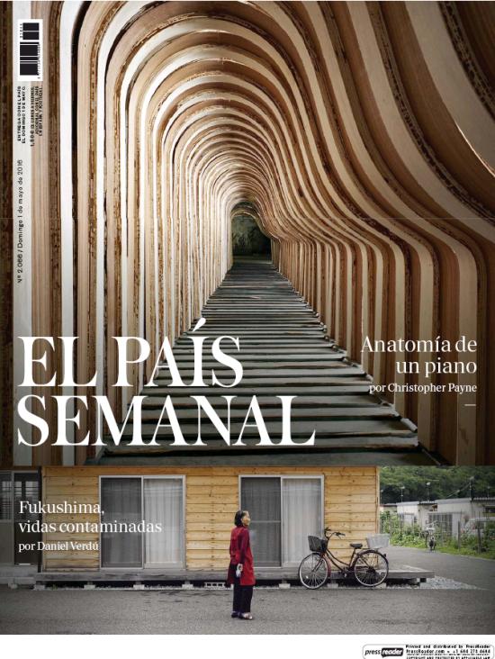 PAIS SEMANAL portada 1 de Mayo 2016