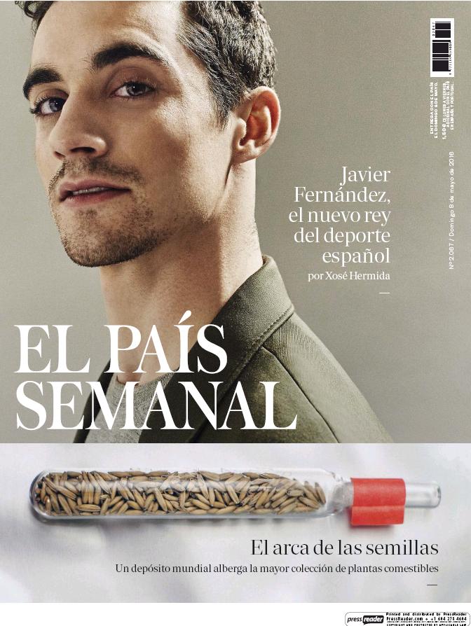PAIS SEMANAL portada 8 de Mayo 2016