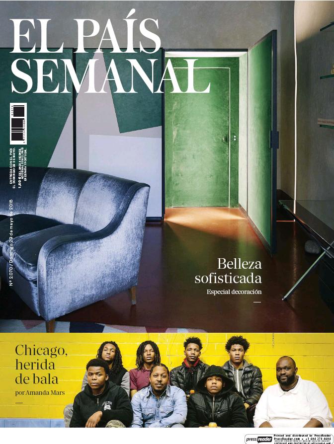 PAIS SEMANAL portada 29 de Mayo 2016