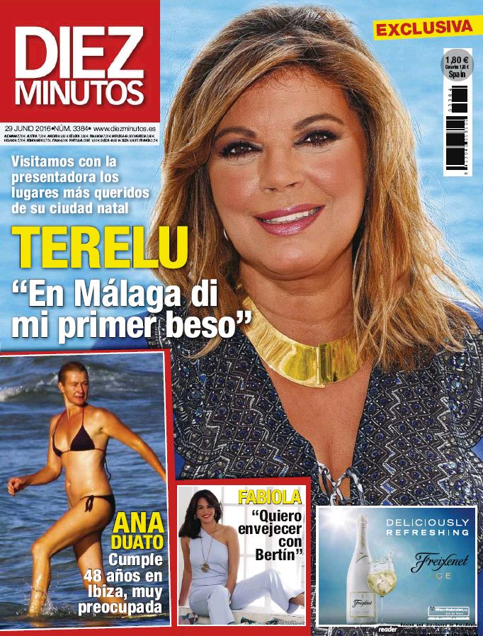 DIEZ MINUTOS portada 22 de Junio 2016