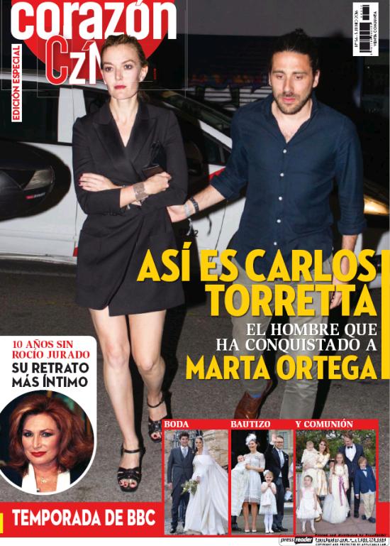 HOY CORAZON portada 6 de Junio 2016
