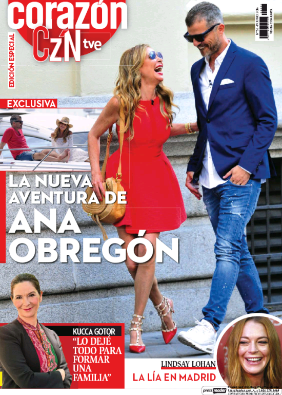 HOY CORAZON portada 20 de Junio 2016