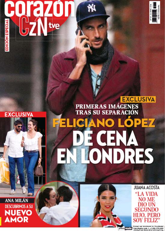 HOY CORAZON portada 27 de Marzo 2016