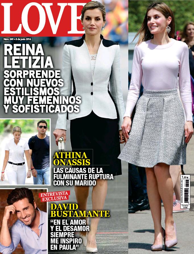 LOVE portada 1 de Junio 2016