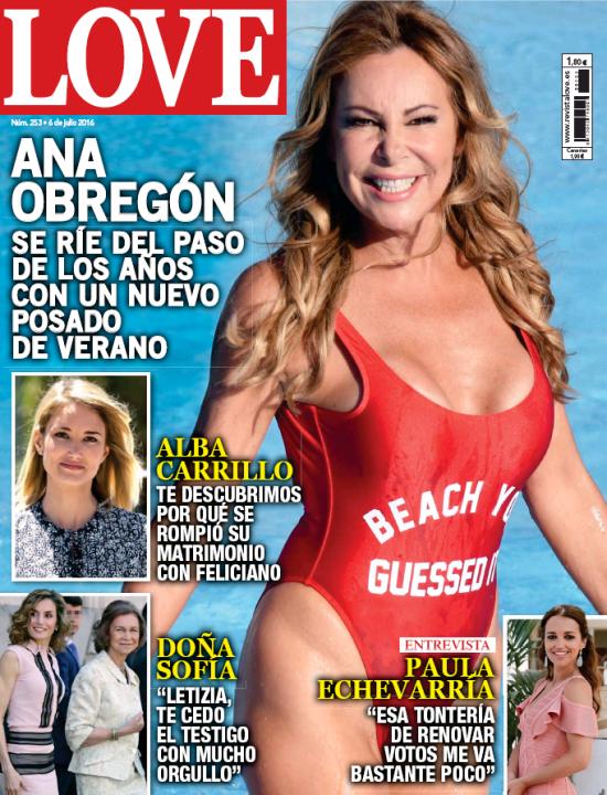 LOVE portada 29 de Junio 2016