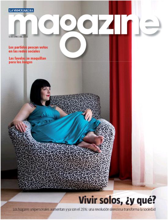 MEGAZINE portada 5 de Junio 2016