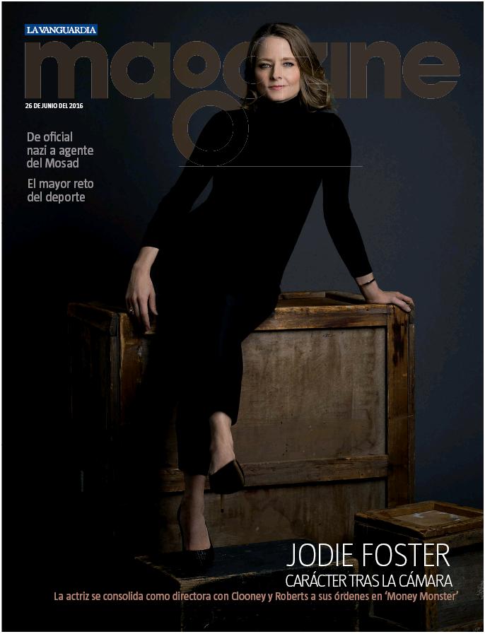 MEGAZINE portada 26 de Julio 2016