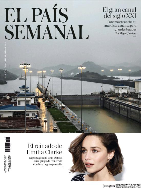 PAIS SEMANAL portada 19 de Mayo 2016