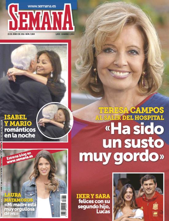 SEMANA portada 8 de Junio 2016