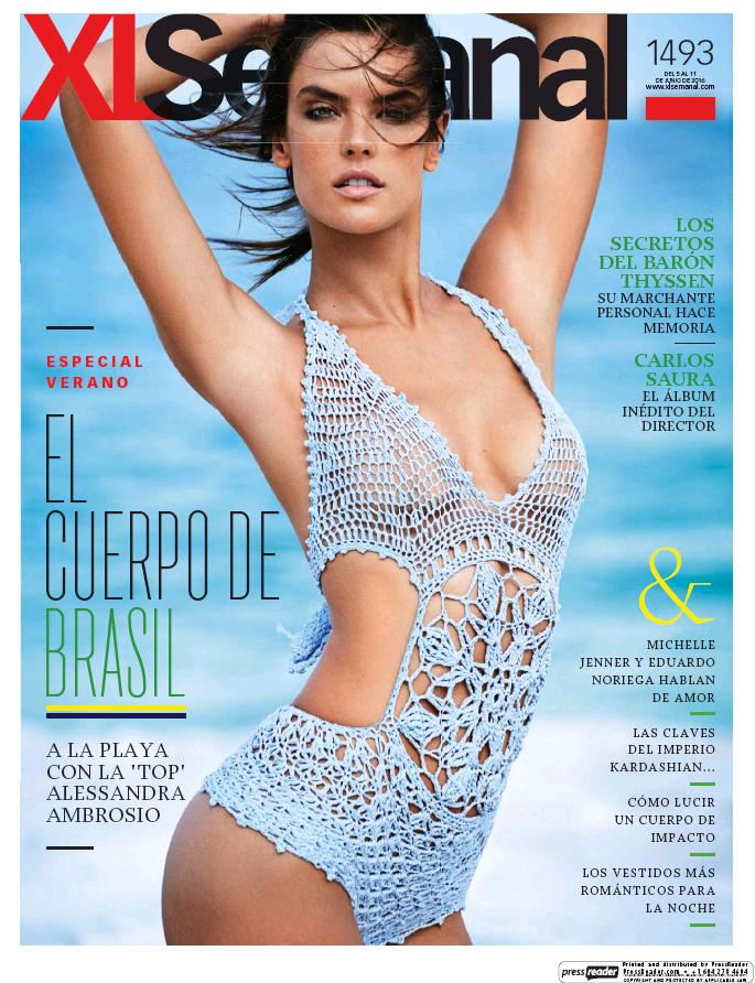 XL SEMANAL portada 5 de Junio 2016