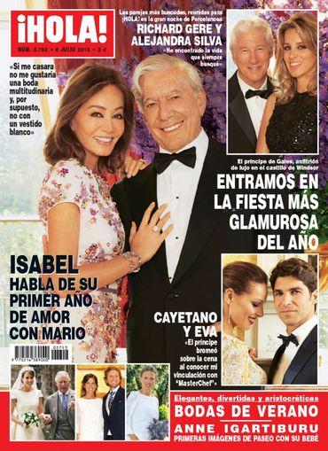 HOLA portada 29 de Junio 2016