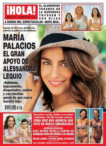 HOLA portada 27 de Julio 2016