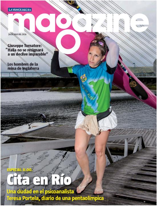 MEGAZINE portada 24 de Julio 2016