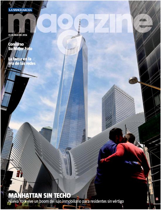 MEGAZINE 31 portada agosto 2016