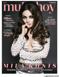 MUJER HOY portada 24 de Julio 2016
