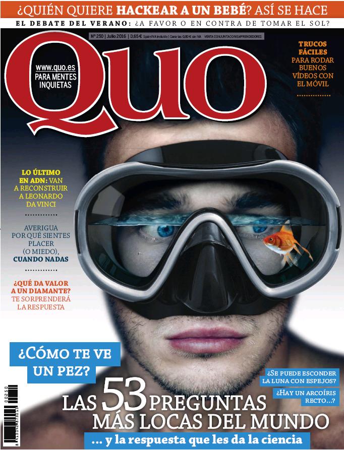 QUO portada Julio 2016