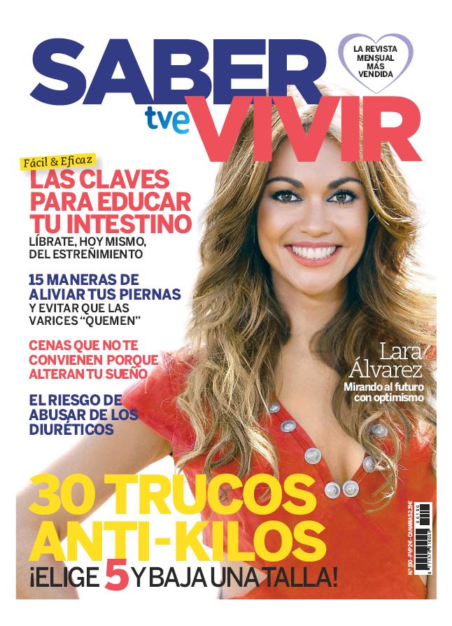 SABER VIVIR portada agosto 2016