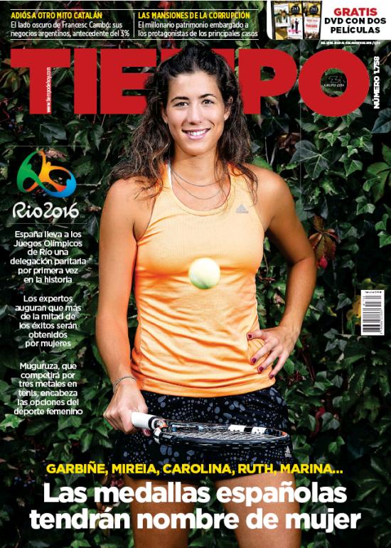 TIEMPO 31 portada agosto 2016