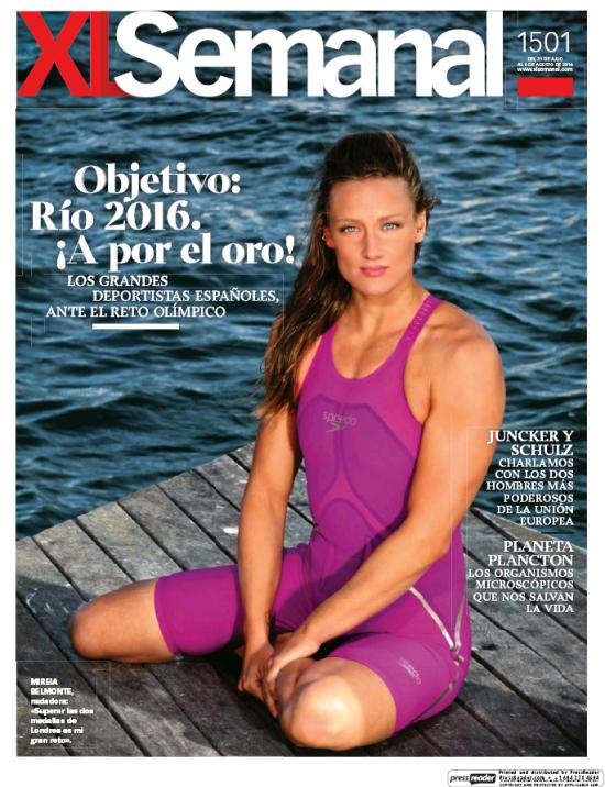 XL SEMANAL 31 portada agosto 2016