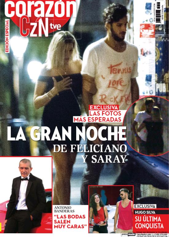 HOY CORAZON portada 14 de Agosto 2016