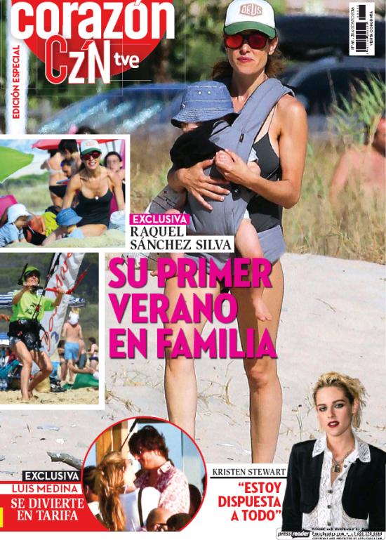 HOY CORAZON portada 29 de Agosto 2016