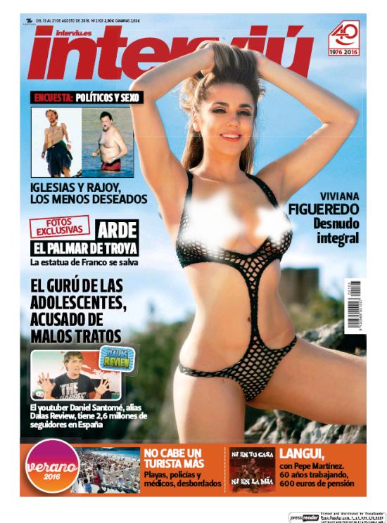 INTERVIU portada 15 de Agosto 2016