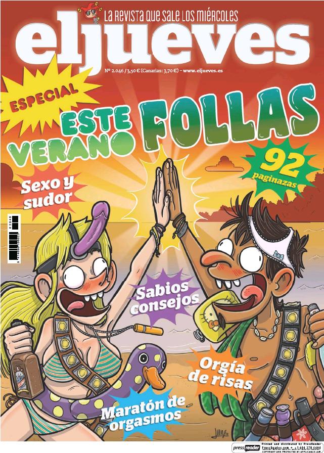 JUEVES portada 10 de Agosto 2016