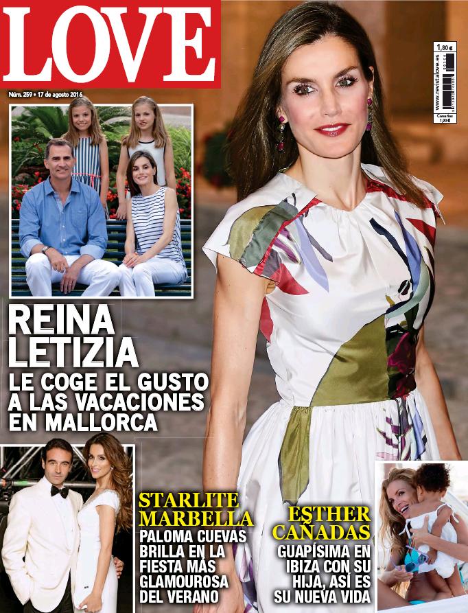 LOVE portada 10 de Agosto 2016