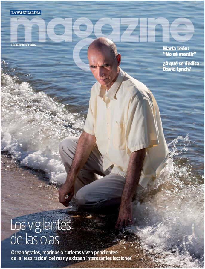 MEGAZINE portada 7 de Agosto 2016
