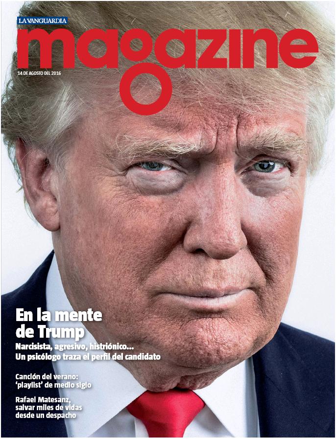 MEGAZINE portada 14 de Agosto 2016