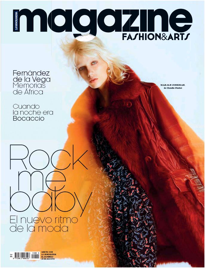 MEGAZINE portada 21 de Agosto 2016