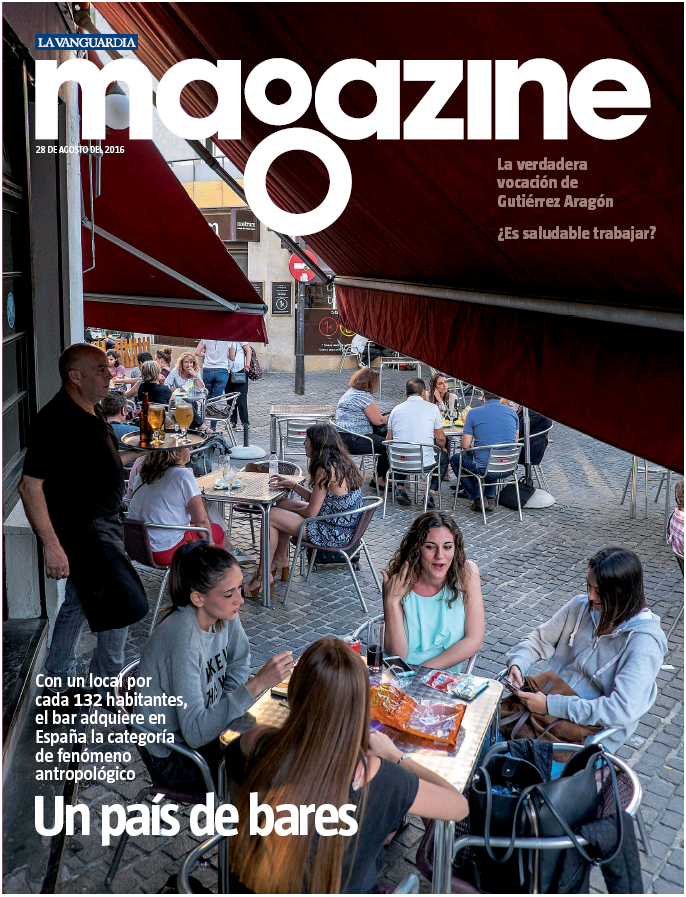 MEGAZINE portada 28 de Agosto 2016