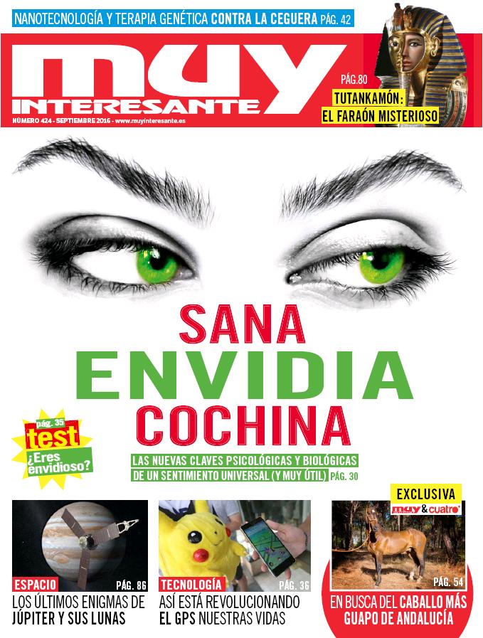 MUY INTERESANTE portada Septiembre 2016