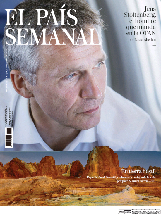 PAIS SEMANAL portada 21 de Agosto 2016