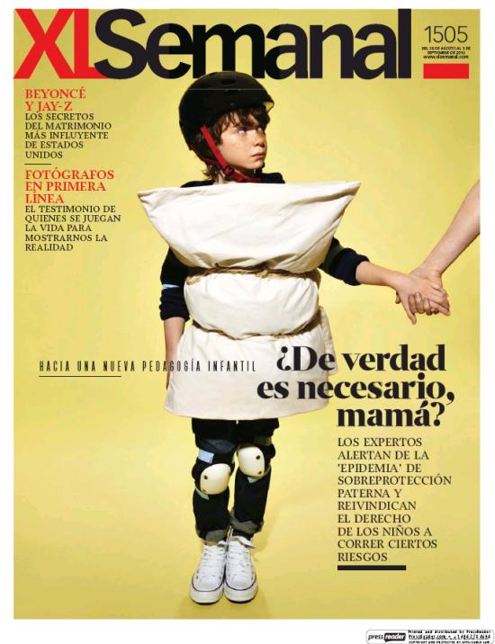 XL SEMANAL portada 28 de Agosto 2016