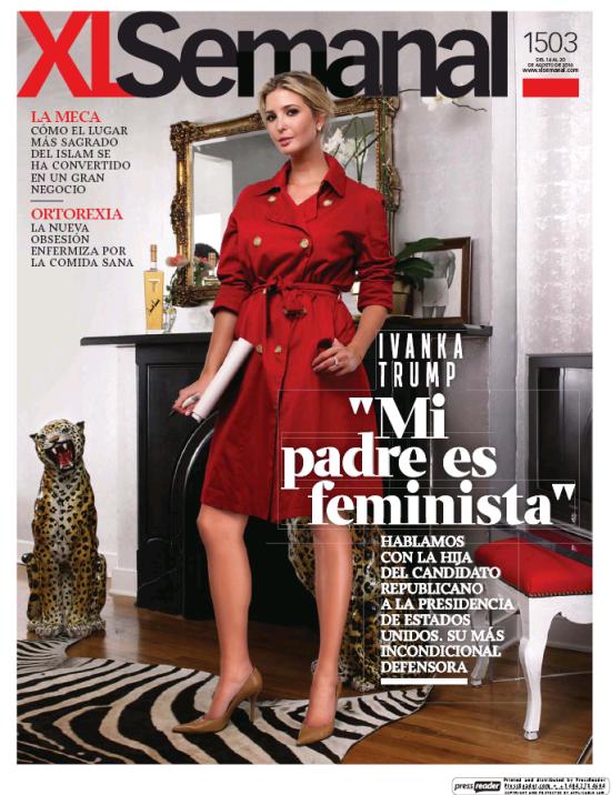 XL SEMANAL portada 14 de Agosto 2016