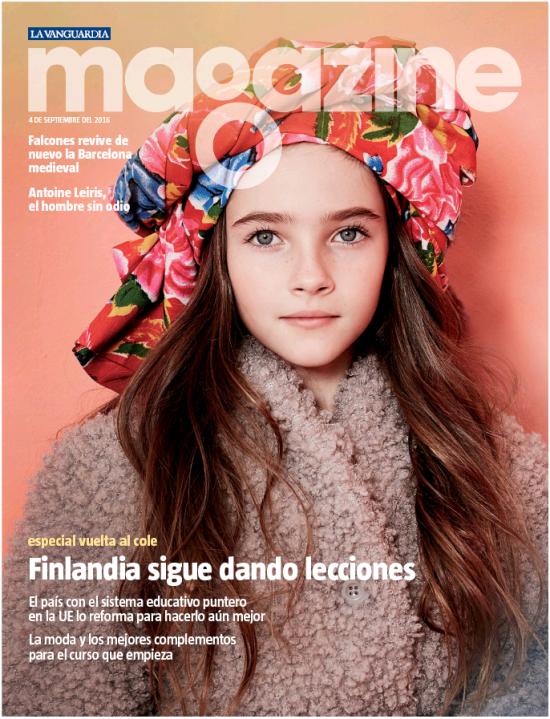 MEGAZINE portada 4 de Septiembre 2016