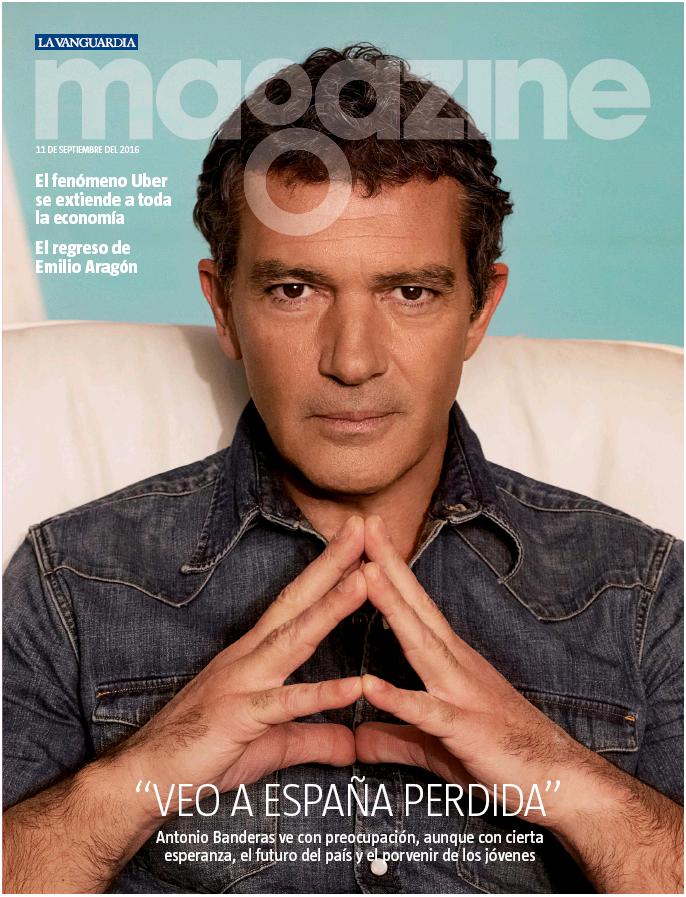 MEGAZINE portada 11 de Septiembre 2016