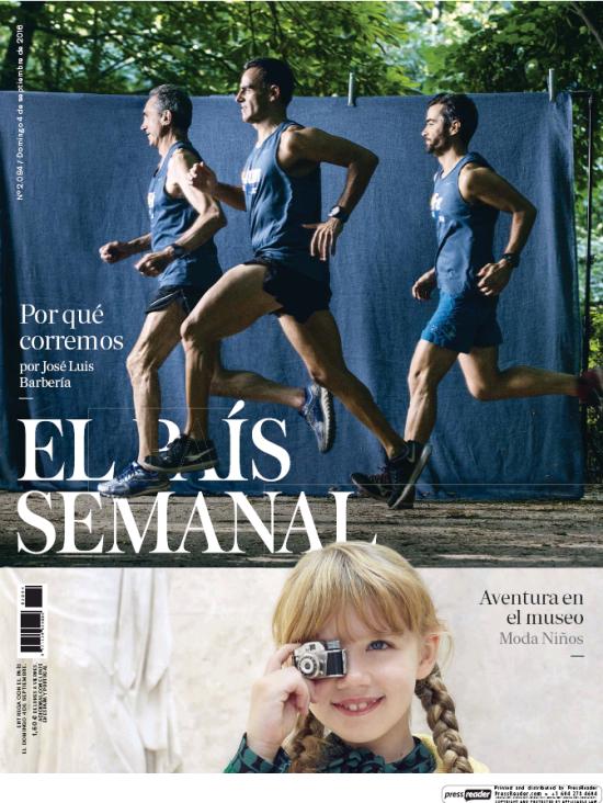 PAIS SEMANAL portada 4 de Septiembre 2016