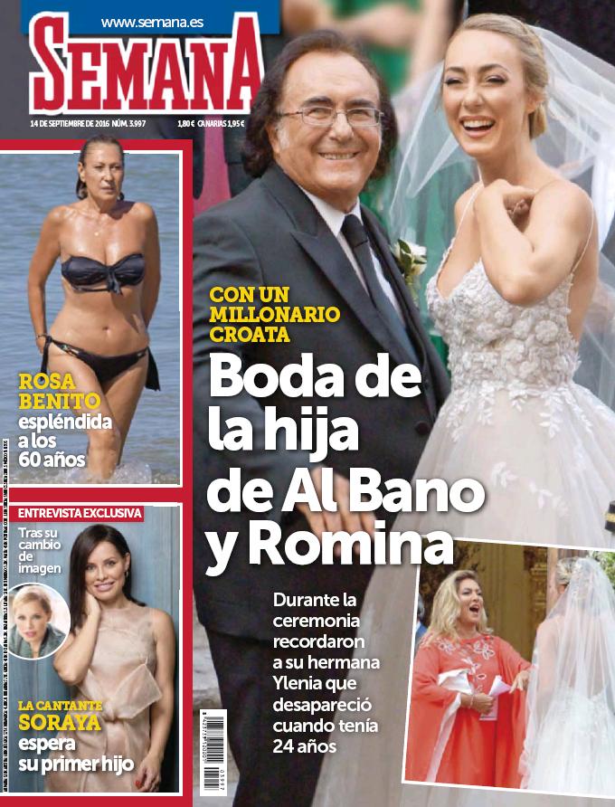 SEMANA portada 7 de Septiembre 2016