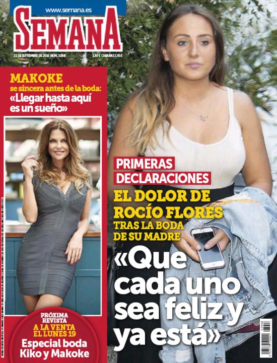 SEMANA portada 14 de Septiembre 2016