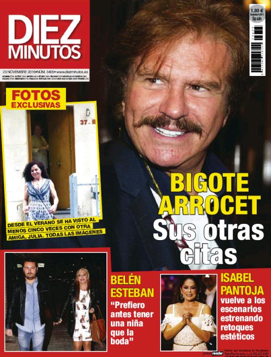 DIEZ MINUTOS portada 16 de Noviembre 2016