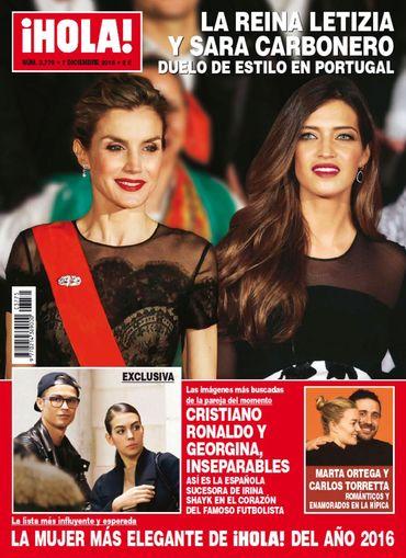 HOLA portada 30 de noviembre 2016