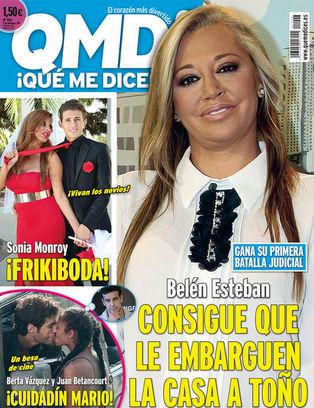 QUE ME DICES portada 7 de Noviembre 2016